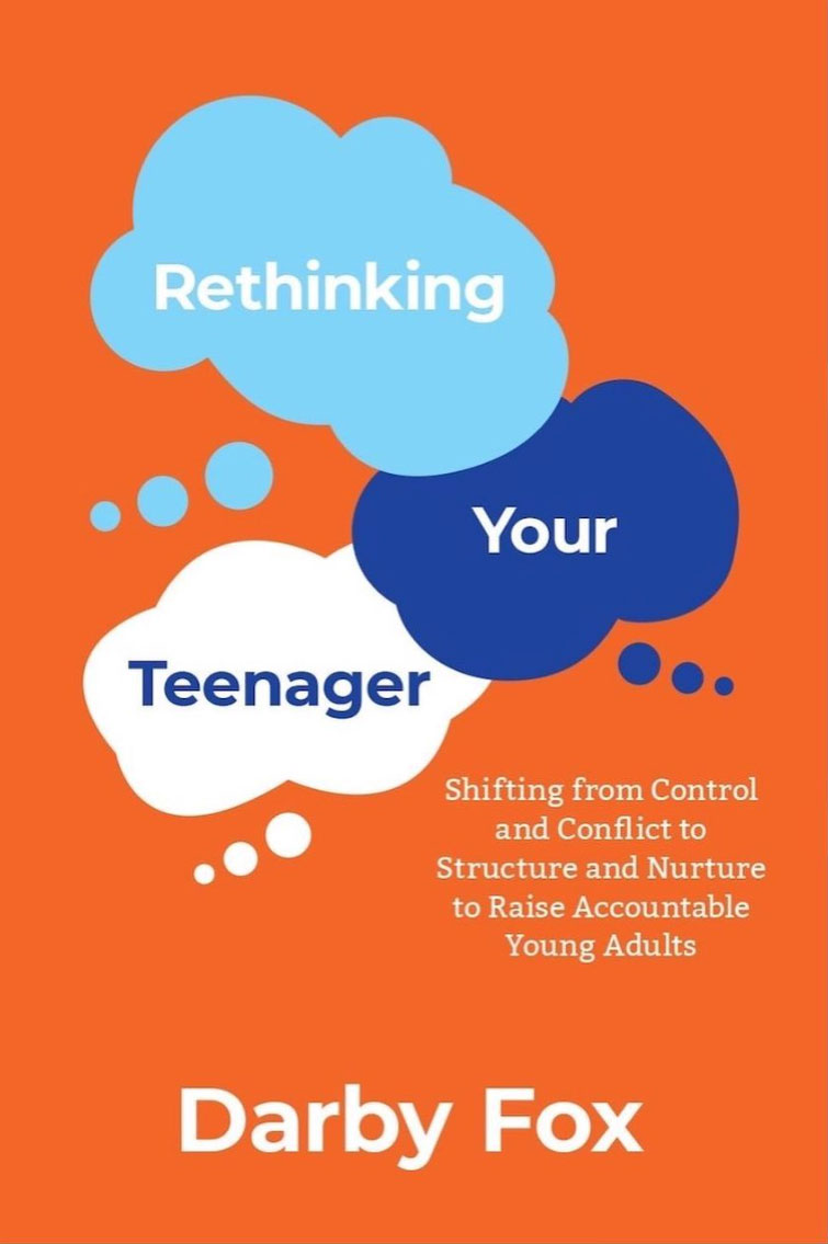 Rethinking Your Teenager Book Cover