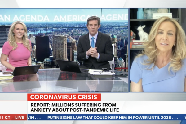 Newsmax Anxiety Segment with Darby Fox